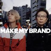 MAKE MY BRAND/SALU x 古舘伊知郎ジャケット画像