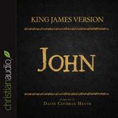 King James Version: John: Holy Bible in Audio