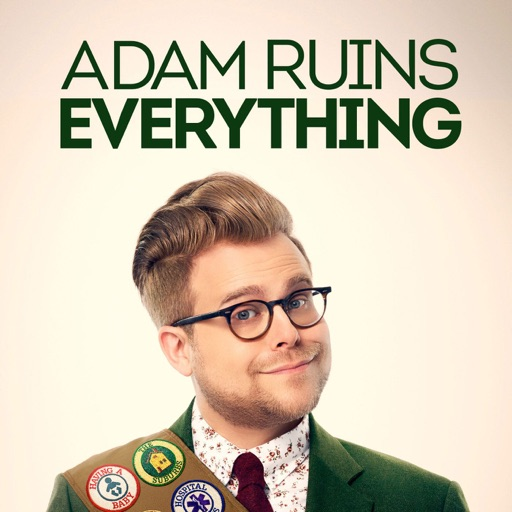 Cover image of Adam Ruins Everything