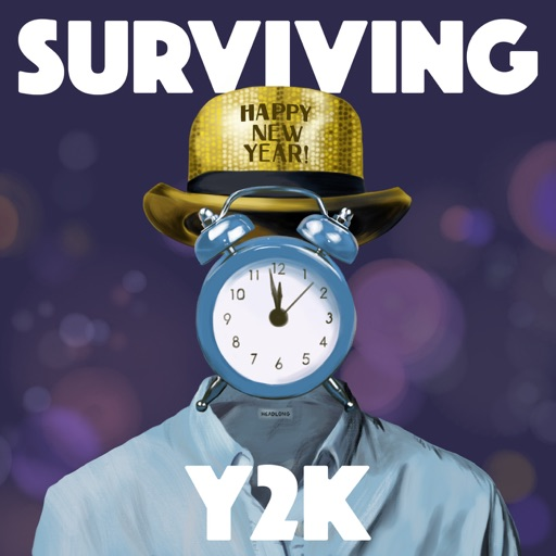 Cover image of Headlong: Surviving Y2K