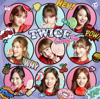 TWICE - Candy Pop - EP artwork