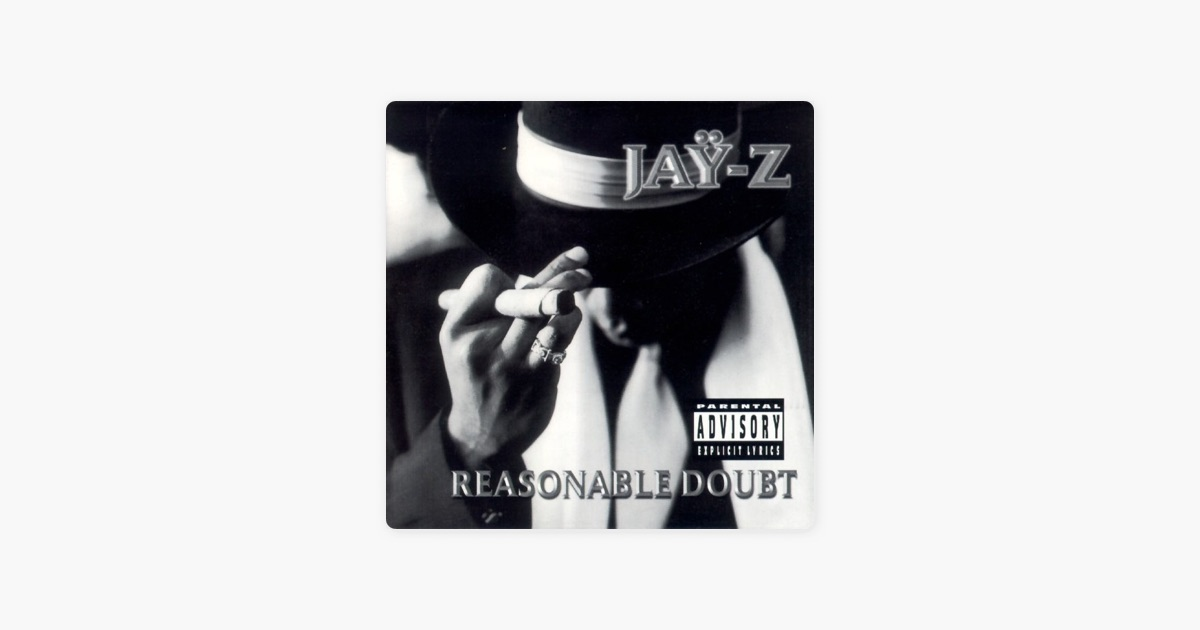 Reasonable Doubt By JAY Z On ITunes