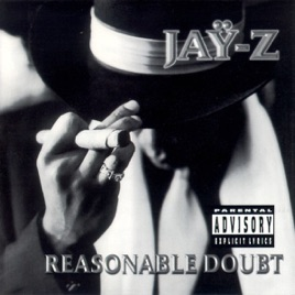 Reasonable doubt by jay z on itunes reasonable doubt jay z malvernweather