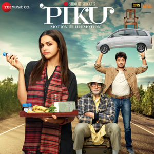 Anupam Roy - Piku (Original Motion Picture Soundtrack)