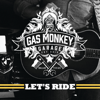 Gas Monkey Garage: Let's Ride - Varios Artistas