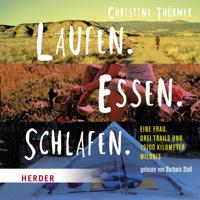 Christine Thürmer - Laufen. Essen. Schlafen artwork