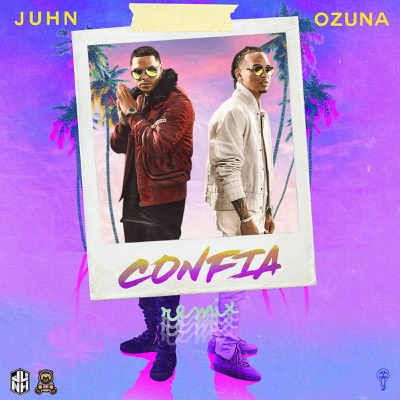 Confia Remix - Single MP3 Download