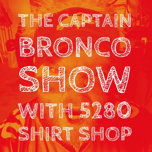 Cover image of The Captain Bronco Show