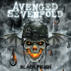 Avenged Sevenfold - Black Reign - EP  artwork
