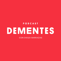 Podcast cover art for DEMENTES