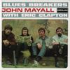 John Mayall & The Bluesbreakers & Eric Clapton - Bluesbreakers (Deluxe Edition)  artwork