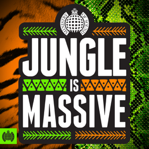 Various Artists - Jungle Is Massive - Ministry of Sound