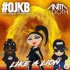 OJKB - Like a Lion (feat. Anita Doth) artwork
