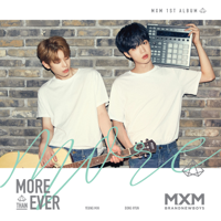 MXM (BRANDNEWBOYS) - YA YA YA artwork