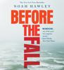 Noah Hawley - Before the Fall artwork