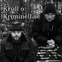 Podcast cover art for Krull & Kriminell