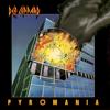 Def Leppard - Pyromania  artwork