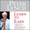 Peter Lynch - Learn to Earn (Abridged) artwork