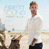 Brett Young - Ticket to L.A.  artwork