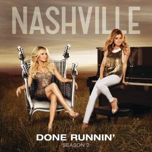 Nashville Cast - Done Runnin' (feat. Chaley Rose) - Line Dance Music