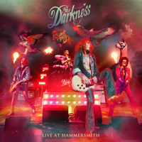 The Darkness - Live at Hammersmith artwork