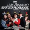 John Finnemore - John Finnemore's Souvenir Programme: Series 3 & 4  artwork
