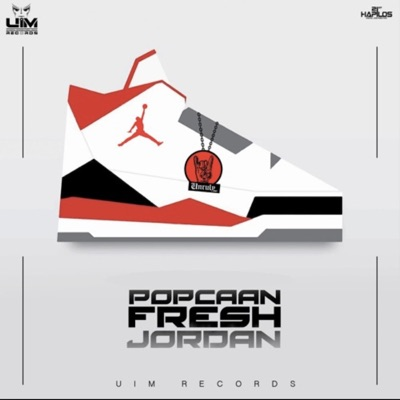 Fresh Jordan - Single - Popcaan