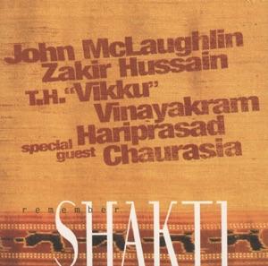 John McLaughlin, Pandit Hariprasad Chaurasia, Vikku Vinayakram & Zakir Hussain - Mukti