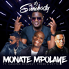 DJ Sumbody - Monate Mpolaye (feat. Cassper Nyovest, Thebe & Veties) artwork