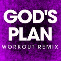 Power Music Workout - God's Plan (Workout Mix) - Single