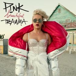 View album P!nk - Beautiful Trauma