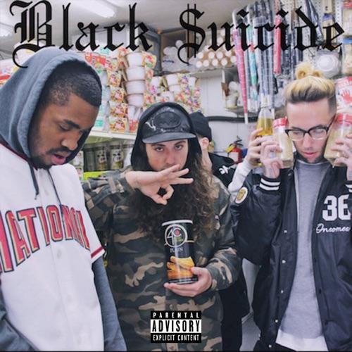 $uicideBoy$ & Black Smurf - Black $Uicide - EP