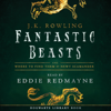 J.K. Rowling & Newt Scamander - Fantastic Beasts and Where to Find Them  artwork