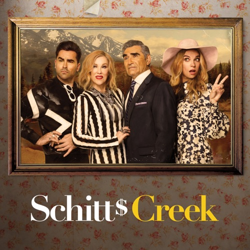 Schitt's Creek, Season 4 (Uncensored) poster
