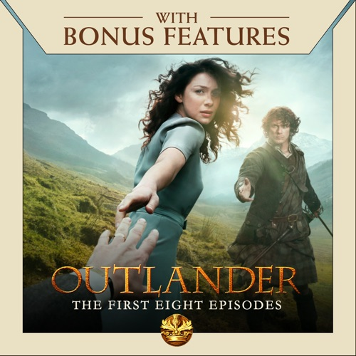 Outlander, Season 1 (The First 8 Episodes) poster