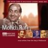 Rough Guide Mohd Rafi