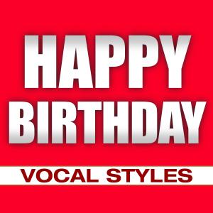 Birthday Party Band - Happy Birthday (Barbershop Quartet)