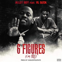 6 Figures (I'm Str8) [feat. Vl Deck] - Single Mp3 Download