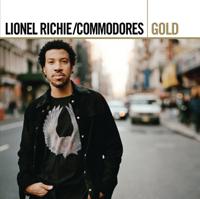 Lionel Richie & The Commodores - Gold: Lionel Richie / Commodores artwork