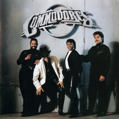 Rock Solid - The Commodores