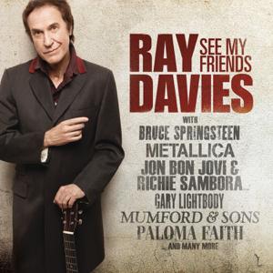 Ray Davies & Gary Lightbody - Tired of Waiting for You feat. Gary Lightbody