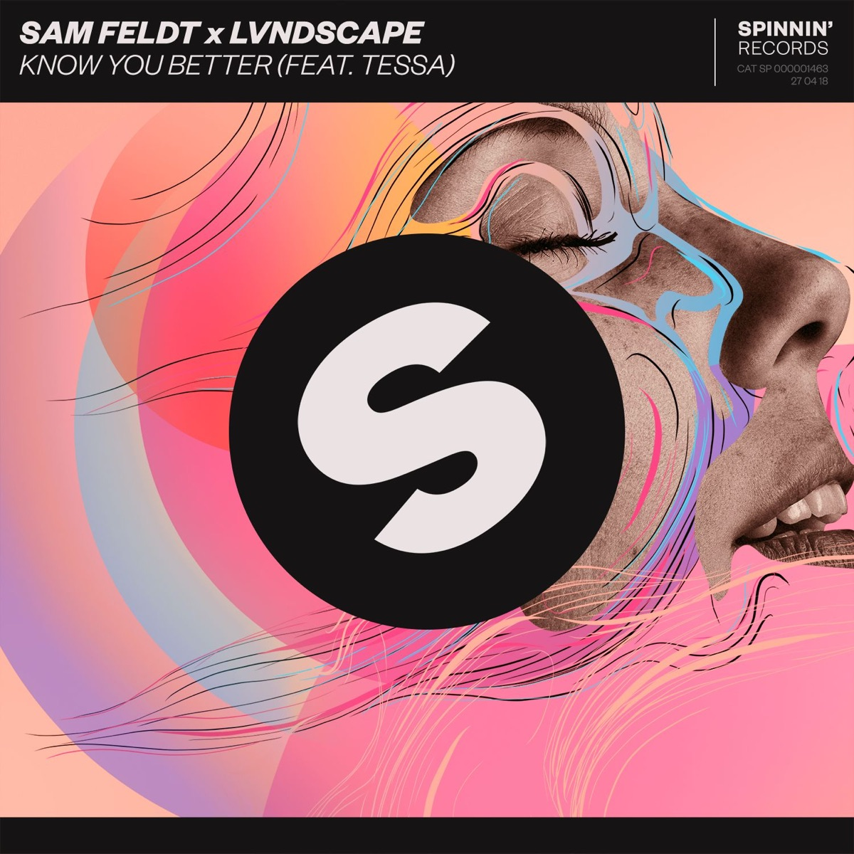 Know You Better Album Cover by Sam Feldt & LVNDSCAPE