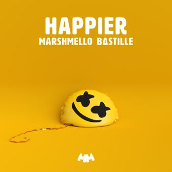Marshmello & Bastille Happier music review