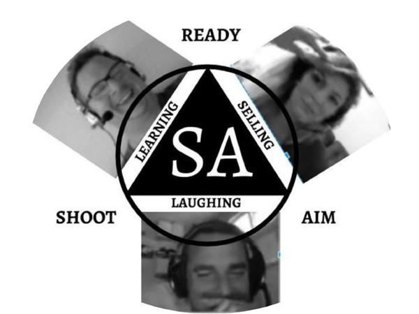Salesaholics Anonymous podcast