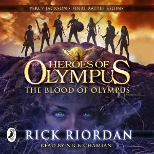 The Blood of Olympus (Heroes of Olympus Book 5)