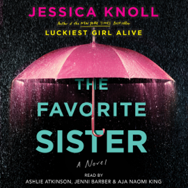 The Favorite Sister (Unabridged) audiobook