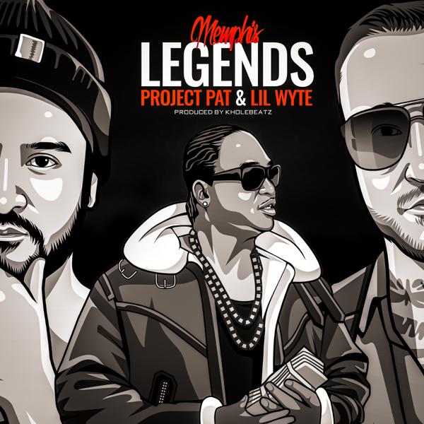 Memphis Legends by Project Pat, Lil Wyte & Kholebeatz