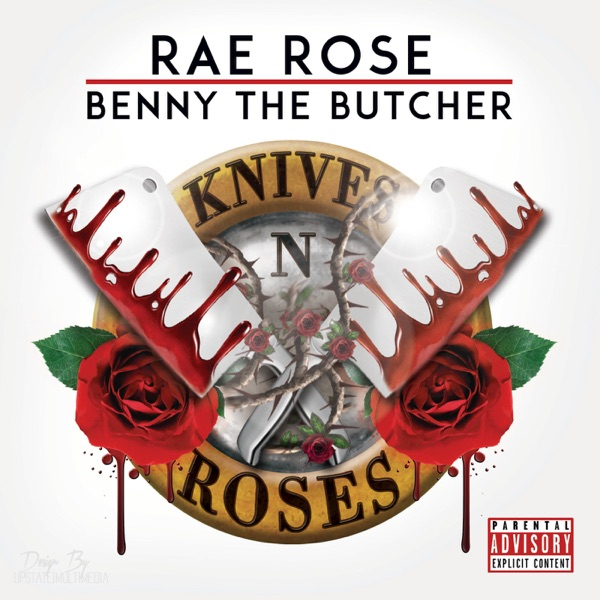 Knives n' Roses (feat. BENNY THE BUTCHER) - Single