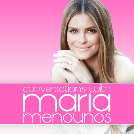 Cover image of Conversations with Maria Menounos