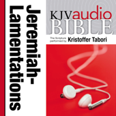 Pure Voice Audio Bible - King James Version, KJV: (20) Jeremiah and Lamentations